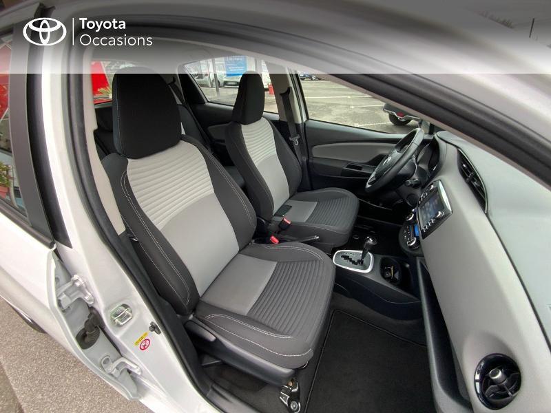Photo 6 de l'offre de TOYOTA Yaris 100h France 5p à 11990€ chez Altis - Toyota Auray