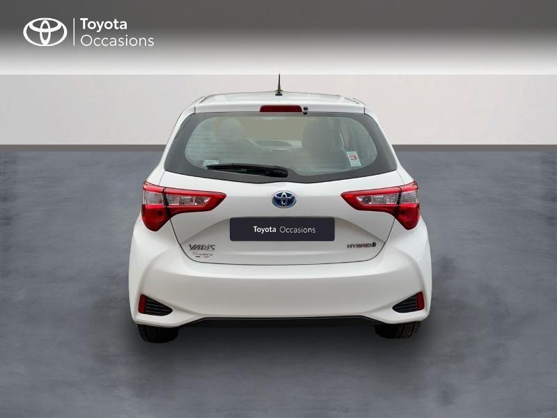 Photo 4 de l'offre de TOYOTA Yaris 100h France 5p à 11990€ chez Altis - Toyota Auray