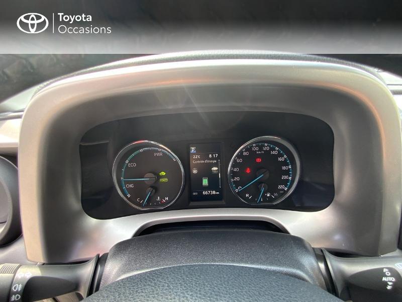 Photo 14 de l'offre de TOYOTA RAV4 197 Hybride Design Business 2WD CVT à 22990€ chez Altis - Toyota Auray