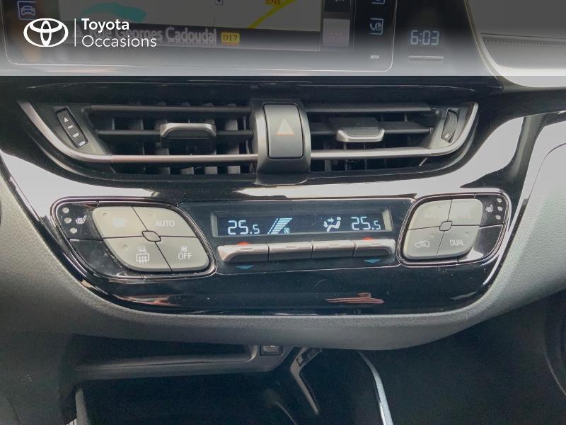 Photo 22 de l'offre de TOYOTA C-HR 122h Edition 2WD E-CVT RC18 à 19990€ chez Altis - Toyota Auray