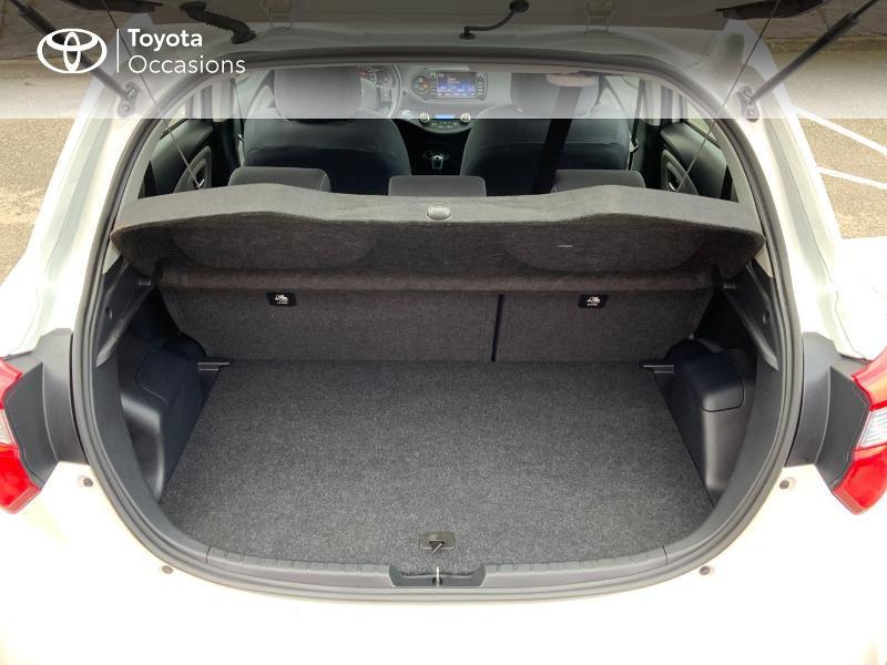 Photo 10 de l'offre de TOYOTA Yaris 100h France 5p à 11990€ chez Altis - Toyota Auray