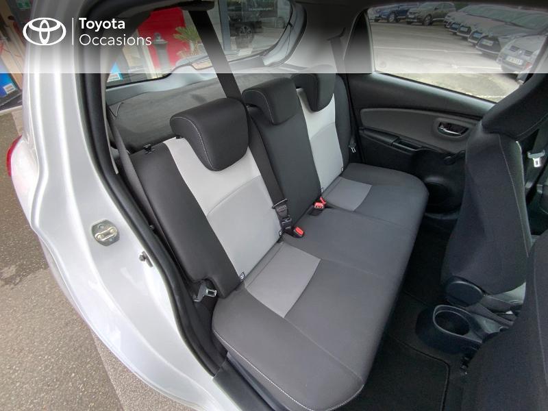 Photo 7 de l'offre de TOYOTA Yaris 100h France 5p à 11990€ chez Altis - Toyota Auray