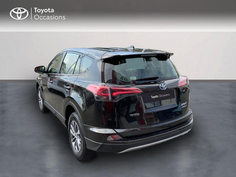 Photo 2 de l'offre de TOYOTA RAV4 197 Hybride Design Business 2WD CVT à 22990€ chez Altis - Toyota Auray