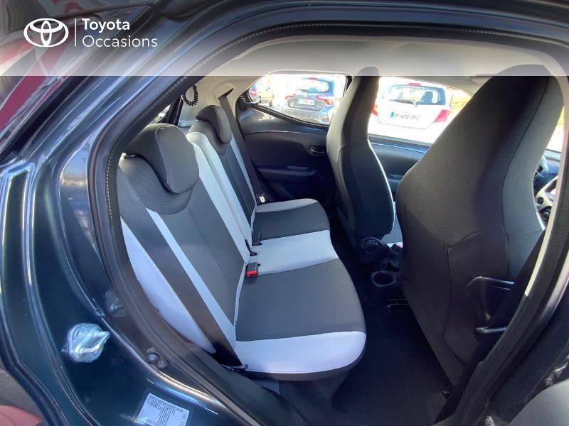 Photo 7 de l'offre de TOYOTA Aygo 1.0 VVT-i 69ch x-play 5p à 8490€ chez Altis - Toyota Auray