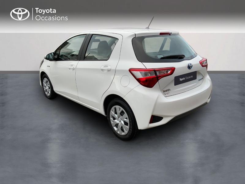 Photo 2 de l'offre de TOYOTA Yaris 100h France 5p à 11990€ chez Altis - Toyota Auray