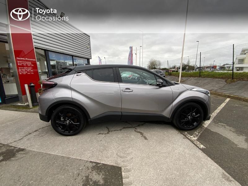 Photo 17 de l'offre de TOYOTA C-HR 122h Graphic 2WD E-CVT RC18 à 23490€ chez Altis - Toyota Auray