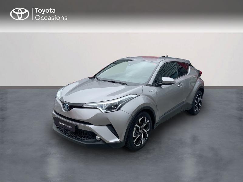 Photo 1 de l'offre de TOYOTA C-HR 122h Edition 2WD E-CVT RC18 à 21690€ chez Altis - Toyota Auray