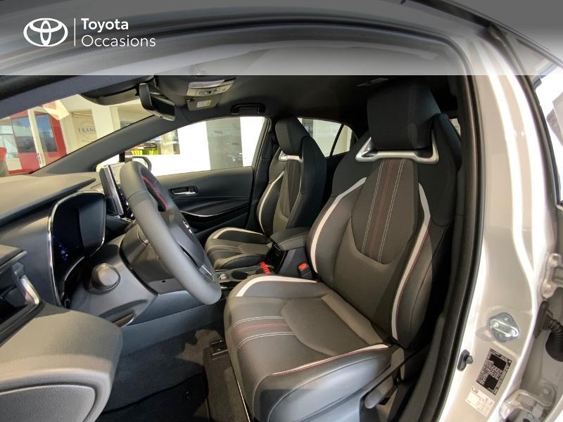 Photo 6 de l'offre de TOYOTA Corolla 122h GR Sport MY21 à 28880€ chez Altis - Toyota Auray