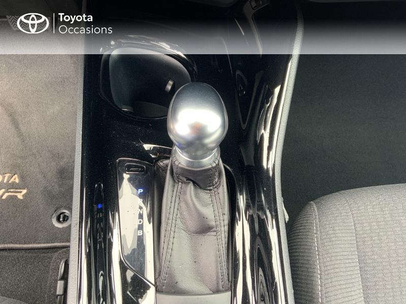 Photo 23 de l'offre de TOYOTA C-HR 122h Edition 2WD E-CVT RC18 à 21690€ chez Altis - Toyota Auray