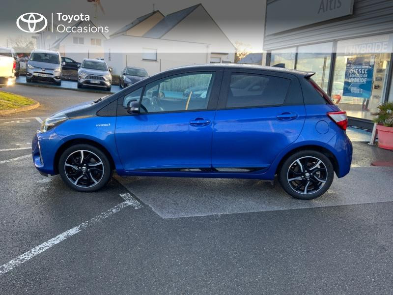 Photo 27 de l'offre de TOYOTA Yaris 100h Collection 5p RC18 à 14880€ chez Altis - Toyota Auray