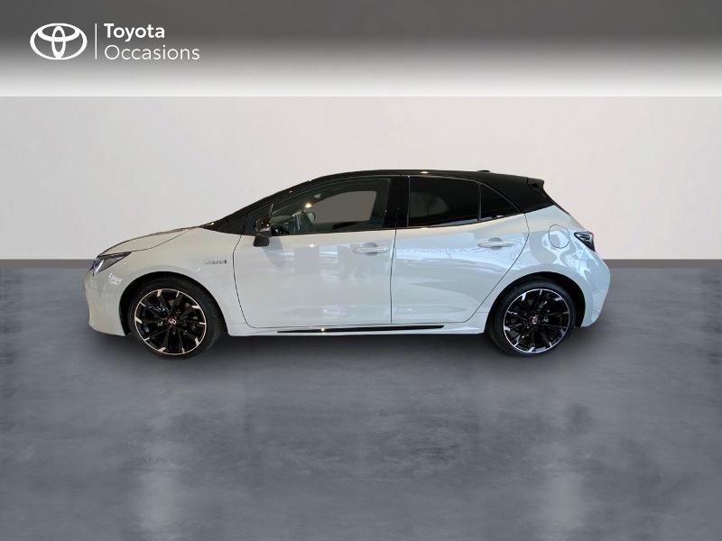Photo 3 de l'offre de TOYOTA Corolla 122h GR Sport MY21 à 28880€ chez Altis - Toyota Auray