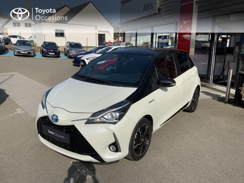 Photo 25 de l'offre de TOYOTA Yaris 100h Collection 5p à 14490€ chez Altis - Toyota Auray