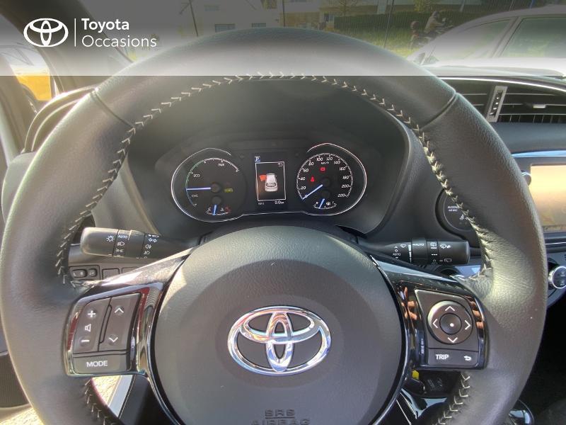 Photo 13 de l'offre de TOYOTA Yaris 100h Collection 5p à 14490€ chez Altis - Toyota Auray