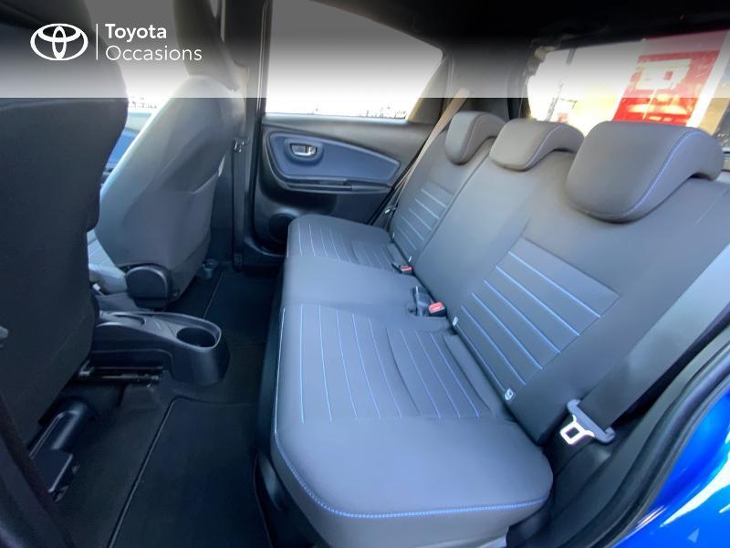 Photo 12 de l'offre de TOYOTA Yaris 100h Collection 5p RC18 à 14880€ chez Altis - Toyota Auray