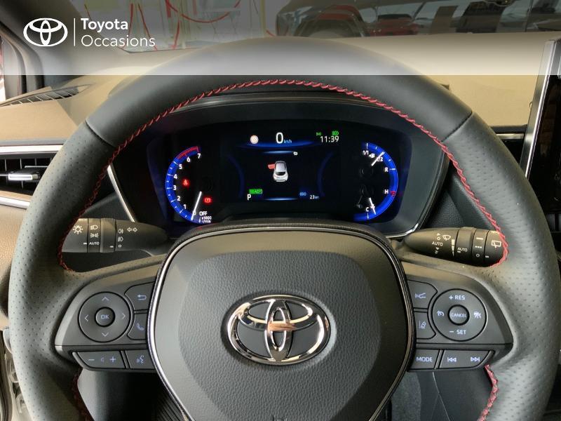 Photo 13 de l'offre de TOYOTA Corolla 122h GR Sport MY21 à 28880€ chez Altis - Toyota Auray