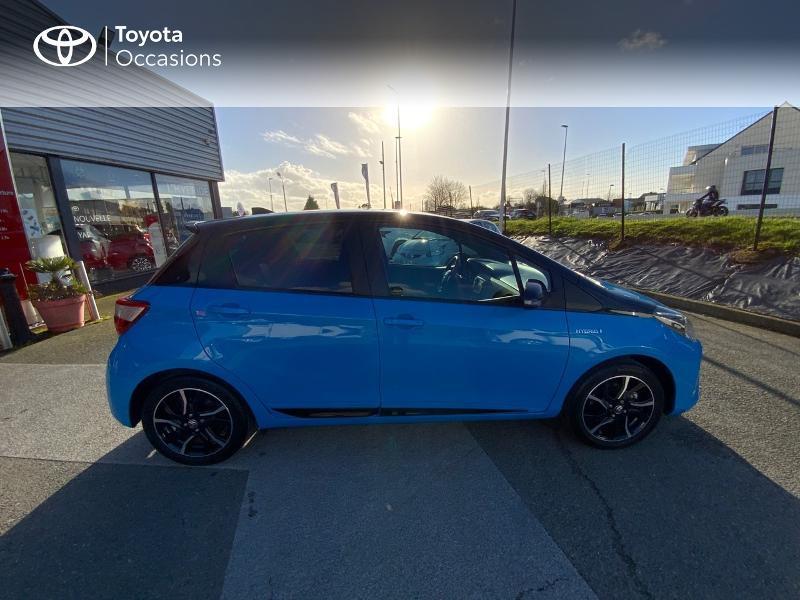 Photo 17 de l'offre de TOYOTA Yaris 100h Cyan Edition 5p RC18 à 15990€ chez Altis - Toyota Auray