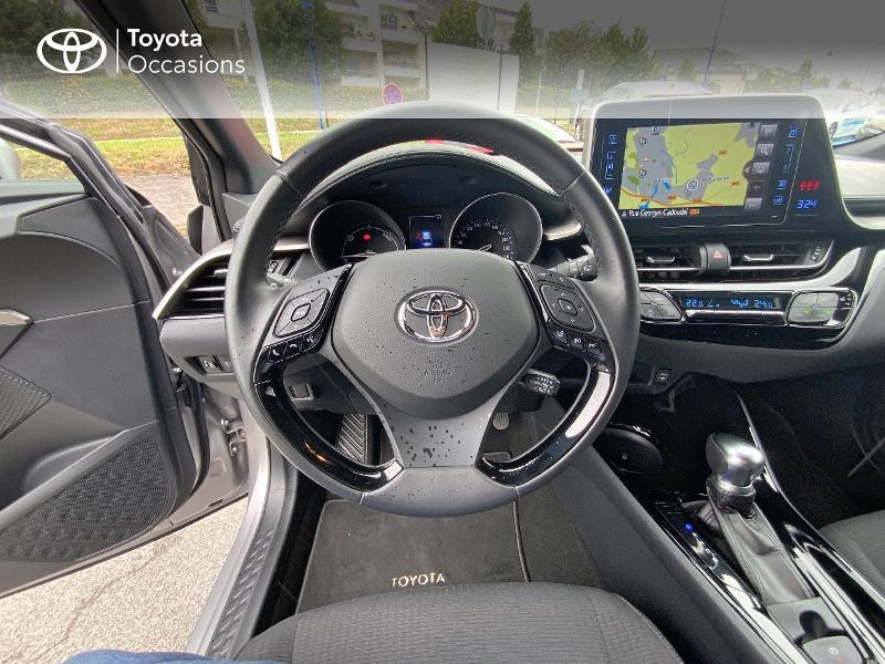 Photo 9 de l'offre de TOYOTA C-HR 122h Edition 2WD E-CVT RC18 à 21690€ chez Altis - Toyota Auray