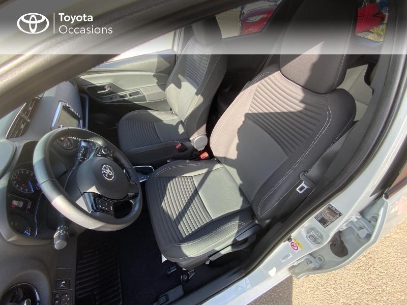 Photo 11 de l'offre de TOYOTA Yaris 100h Collection 5p à 14490€ chez Altis - Toyota Auray