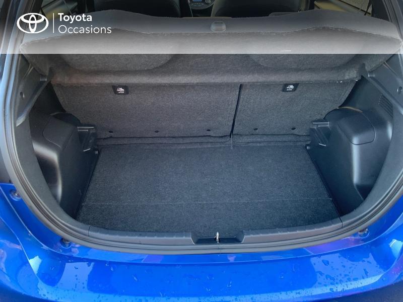 Photo 10 de l'offre de TOYOTA Yaris 100h Collection 5p RC18 à 14880€ chez Altis - Toyota Auray