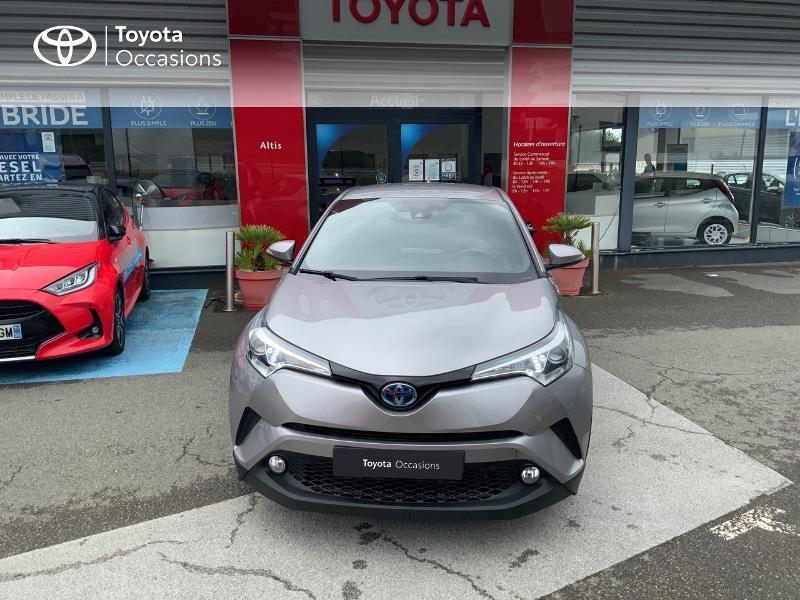 Photo 29 de l'offre de TOYOTA C-HR 122h Edition 2WD E-CVT RC18 à 21690€ chez Altis - Toyota Auray
