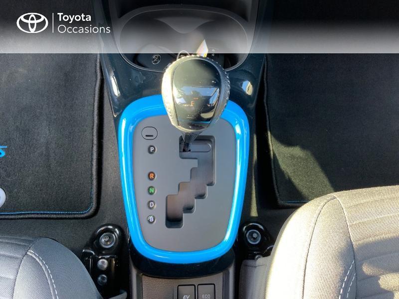 Photo 23 de l'offre de TOYOTA Yaris 100h Cyan Edition 5p RC18 à 15990€ chez Altis - Toyota Auray