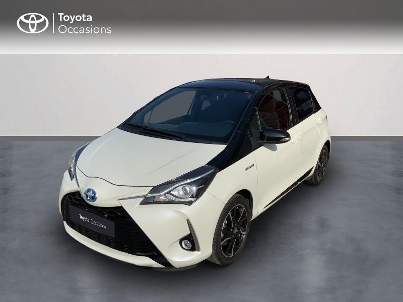 Photo 1 de l'offre de TOYOTA Yaris 100h Collection 5p à 14490€ chez Altis - Toyota Auray