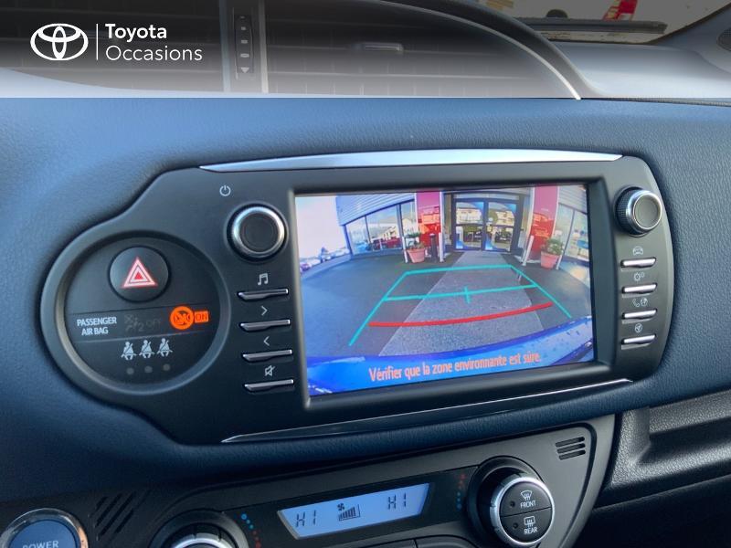 Photo 24 de l'offre de TOYOTA Yaris 100h Collection 5p RC18 à 14880€ chez Altis - Toyota Auray