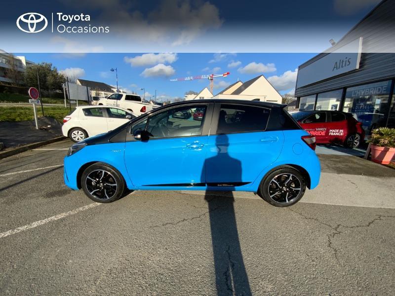 Photo 27 de l'offre de TOYOTA Yaris 100h Cyan Edition 5p RC18 à 15990€ chez Altis - Toyota Auray