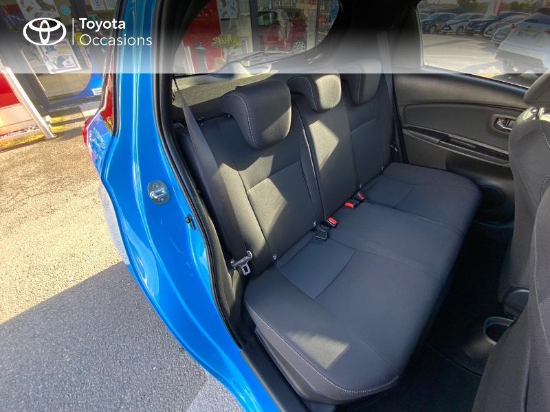 Photo 7 de l'offre de TOYOTA Yaris 100h Cyan Edition 5p RC18 à 15990€ chez Altis - Toyota Auray
