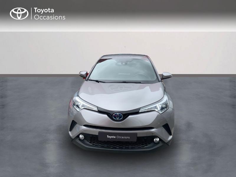 Photo 5 de l'offre de TOYOTA C-HR 122h Edition 2WD E-CVT RC18 à 21690€ chez Altis - Toyota Auray