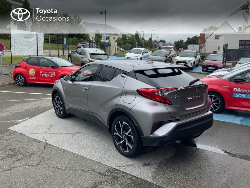 Photo 26 de l'offre de TOYOTA C-HR 122h Edition 2WD E-CVT RC18 à 21690€ chez Altis - Toyota Auray