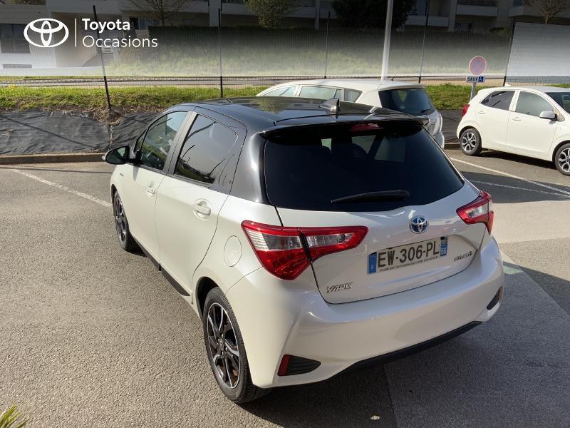 Photo 27 de l'offre de TOYOTA Yaris 100h Collection 5p à 14490€ chez Altis - Toyota Auray