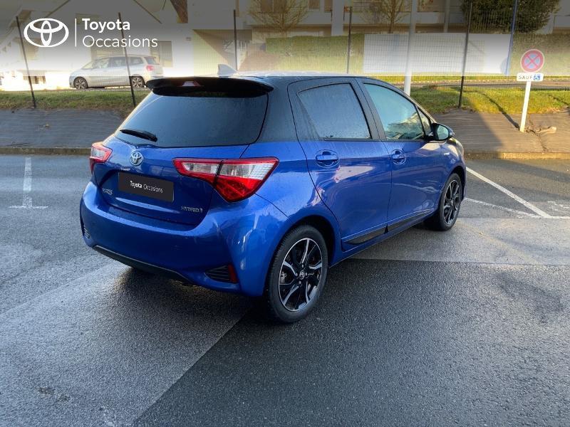 Photo 18 de l'offre de TOYOTA Yaris 100h Collection 5p RC18 à 14880€ chez Altis - Toyota Auray