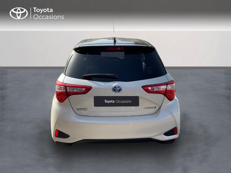Photo 4 de l'offre de TOYOTA Yaris 100h Collection 5p à 14490€ chez Altis - Toyota Auray