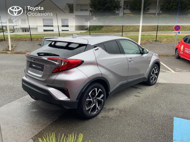 Photo 18 de l'offre de TOYOTA C-HR 122h Edition 2WD E-CVT RC18 à 21690€ chez Altis - Toyota Auray