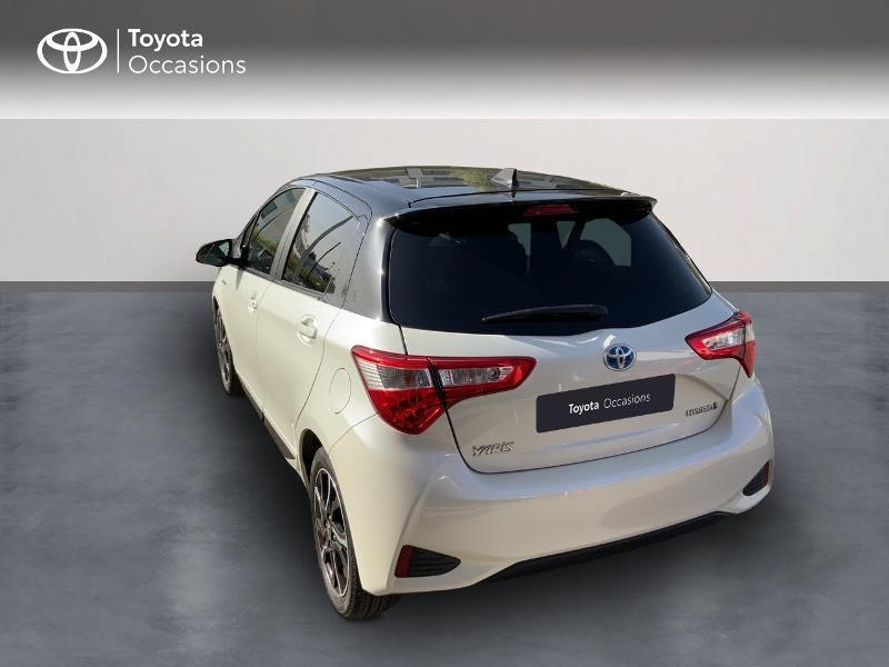 Photo 2 de l'offre de TOYOTA Yaris 100h Collection 5p à 14490€ chez Altis - Toyota Auray