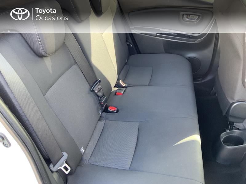 Photo 7 de l'offre de TOYOTA Yaris 100h Collection 5p à 14490€ chez Altis - Toyota Auray