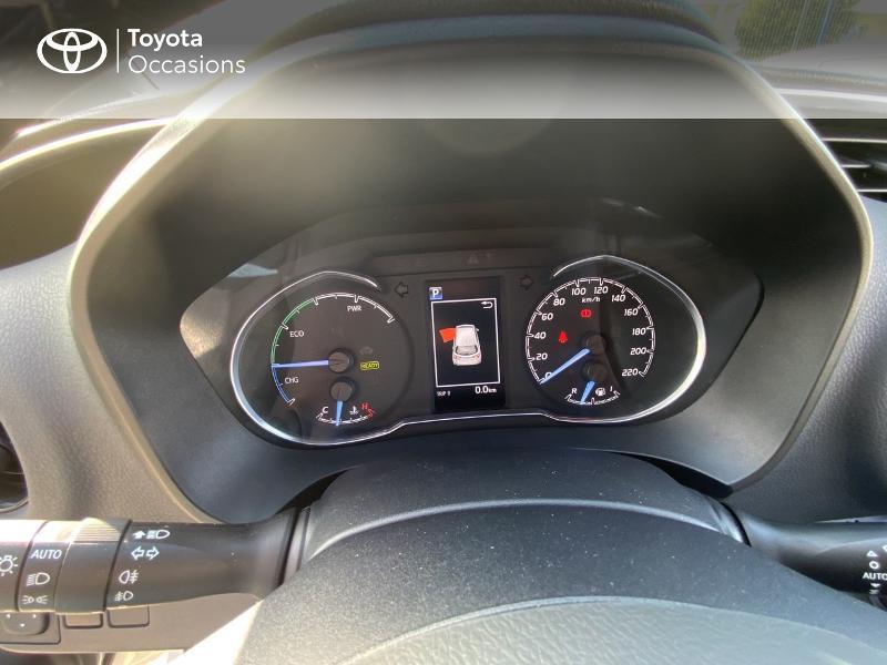 Photo 14 de l'offre de TOYOTA Yaris 100h Collection 5p à 14490€ chez Altis - Toyota Auray