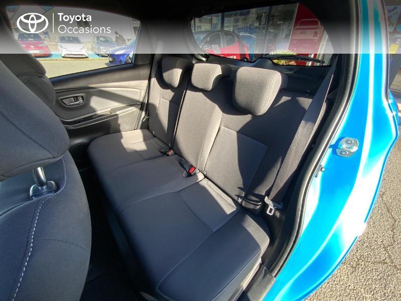 Photo 12 de l'offre de TOYOTA Yaris 100h Cyan Edition 5p RC18 à 15990€ chez Altis - Toyota Auray
