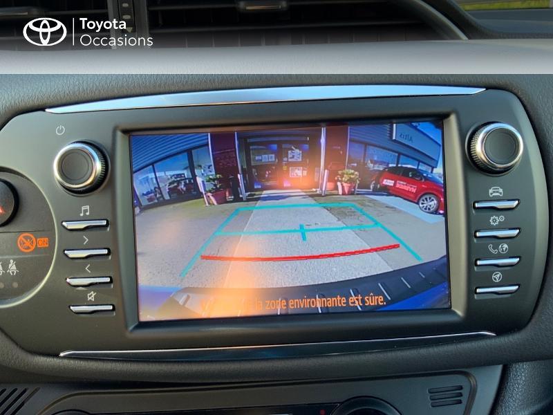 Photo 24 de l'offre de TOYOTA Yaris 100h Cyan Edition 5p RC18 à 15990€ chez Altis - Toyota Auray