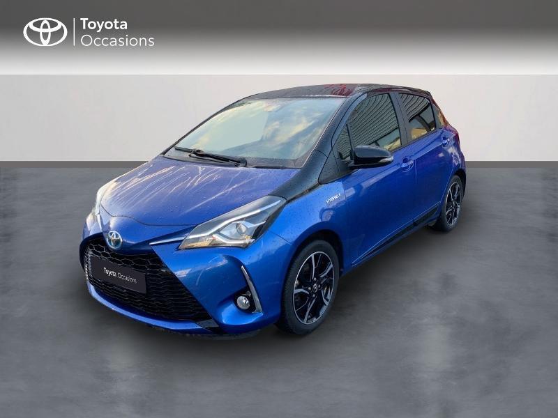 Photo 1 de l'offre de TOYOTA Yaris 100h Collection 5p RC18 à 14880€ chez Altis - Toyota Auray
