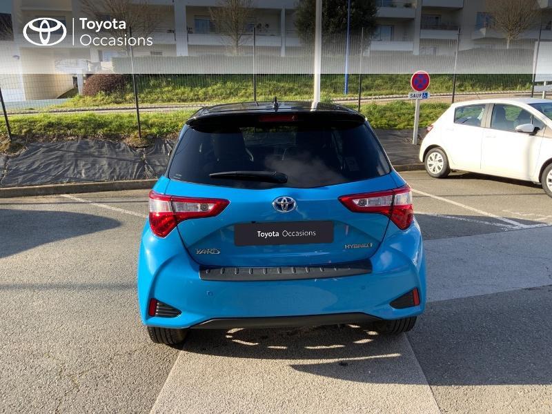 Photo 28 de l'offre de TOYOTA Yaris 100h Cyan Edition 5p RC18 à 15990€ chez Altis - Toyota Auray