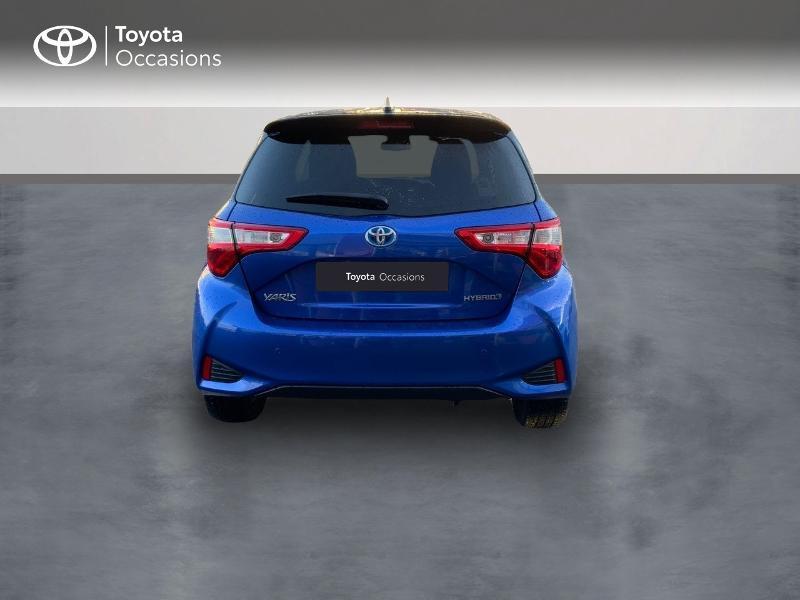 Photo 4 de l'offre de TOYOTA Yaris 100h Collection 5p RC18 à 14880€ chez Altis - Toyota Auray