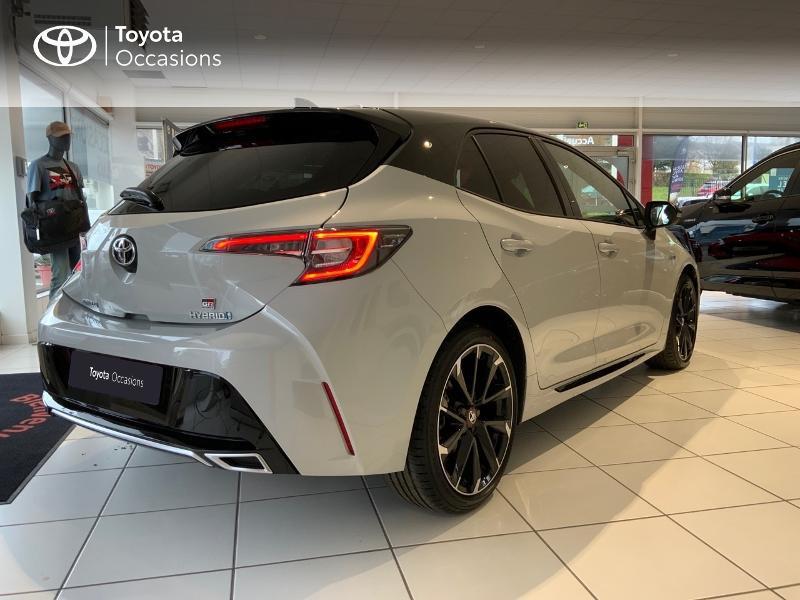 Photo 18 de l'offre de TOYOTA Corolla 122h GR Sport MY21 à 28880€ chez Altis - Toyota Auray