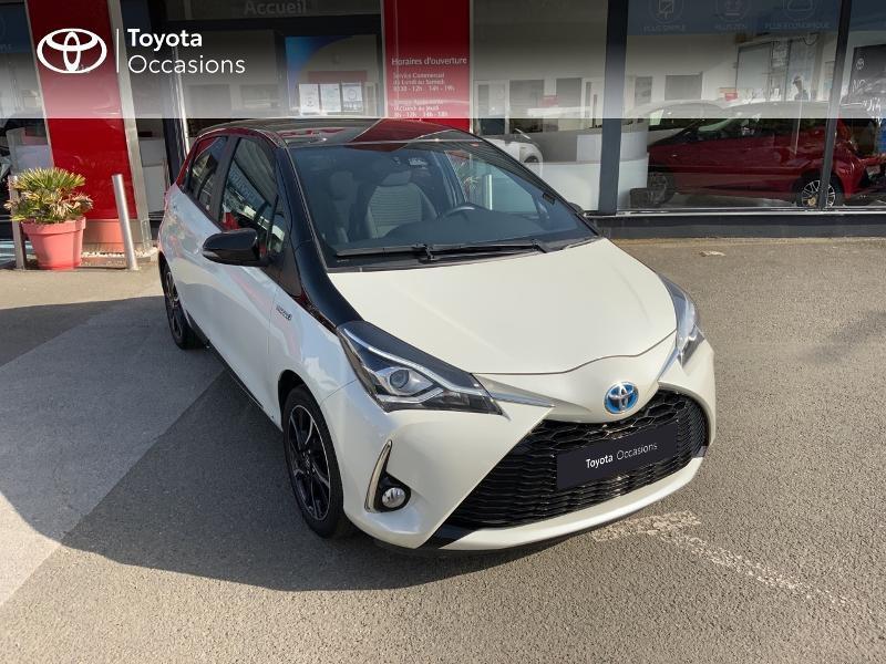 Photo 19 de l'offre de TOYOTA Yaris 100h Collection 5p à 14490€ chez Altis - Toyota Auray