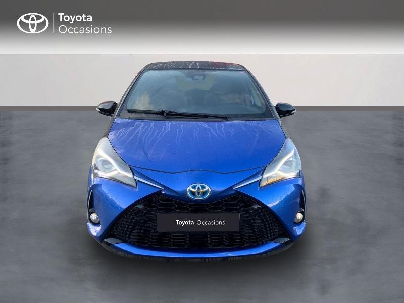 Photo 5 de l'offre de TOYOTA Yaris 100h Collection 5p RC18 à 14880€ chez Altis - Toyota Auray
