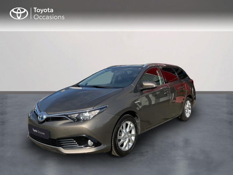 Toyota Auris Touring Sports HSD 136h Dynamic Business Hybride GRIS DUNE Occasion à vendre