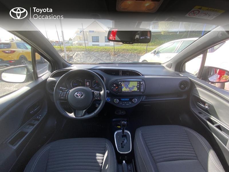 Photo 8 de l'offre de TOYOTA Yaris 100h Collection 5p à 14490€ chez Altis - Toyota Auray