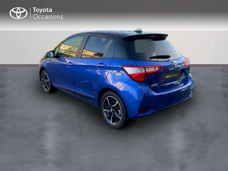 Photo 2 de l'offre de TOYOTA Yaris 100h Collection 5p RC18 à 14880€ chez Altis - Toyota Auray
