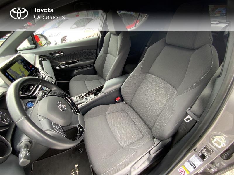 Photo 11 de l'offre de TOYOTA C-HR 122h Edition 2WD E-CVT RC18 à 21690€ chez Altis - Toyota Auray